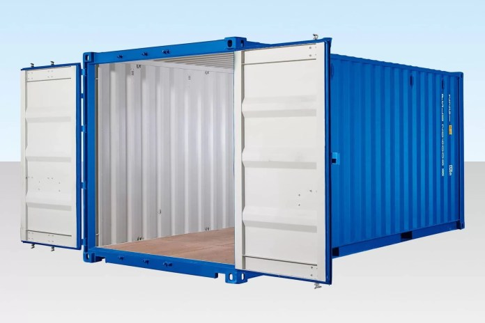 20 foot shipping container Daily Logistics