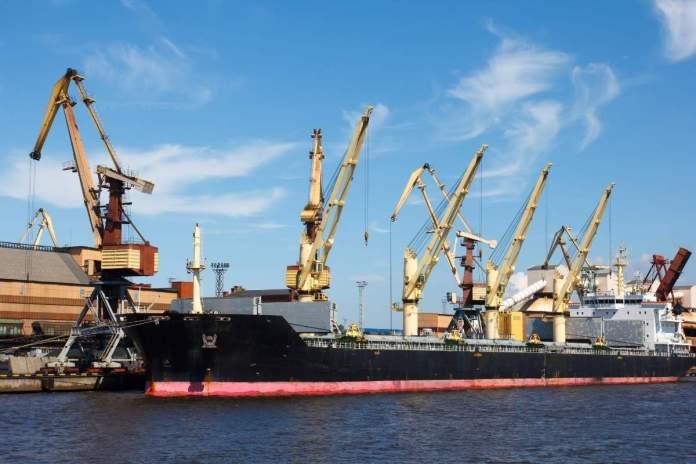 Bulk carrier_ Daily Logistics