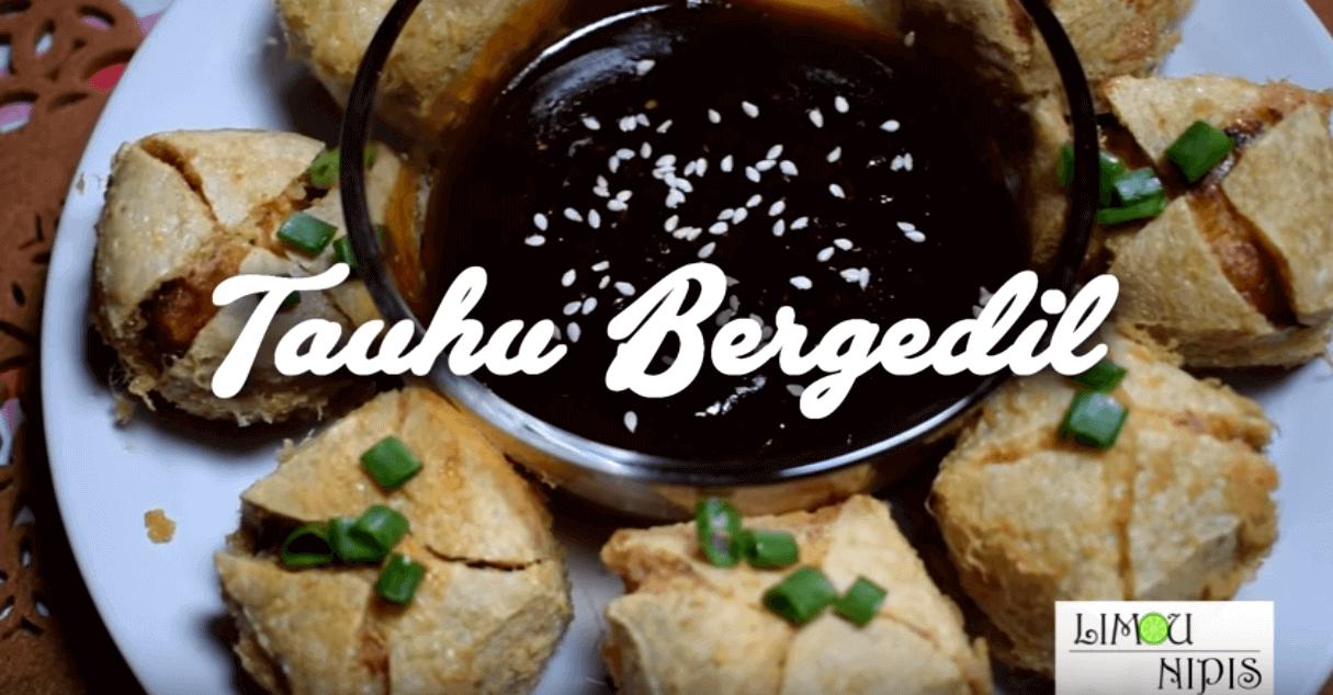 Resepi Melayu: Tauhu Begedil | Daily Makan
