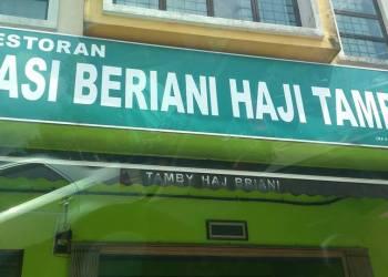 Nasi Beriani Haji Tamby