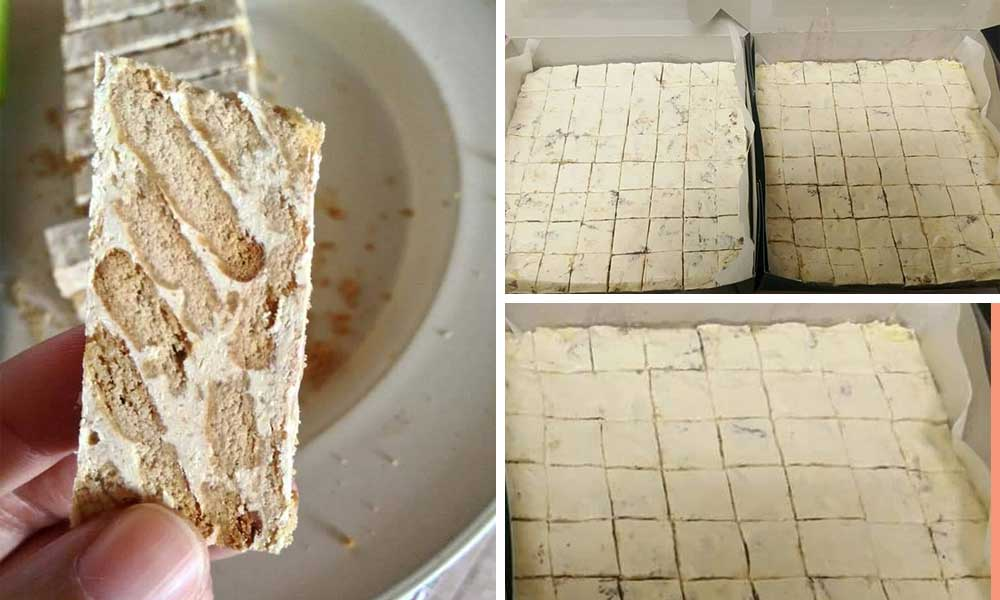 Resepi Kek Batik Horlick Tak Muak Dan Sedap Sampai Menjilat Jari Daily Makan