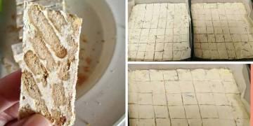 Kek Batik Horlick