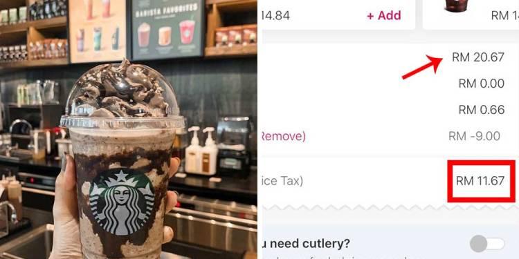 Order Starbucks