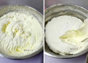 Tips Whipping Cream