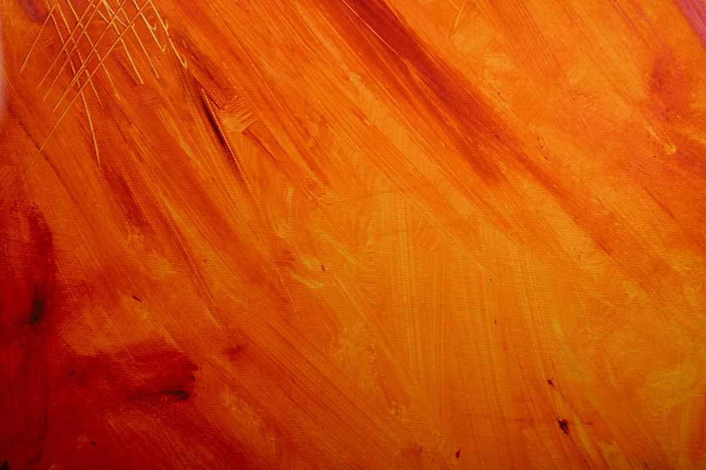 orange and red wallpaper