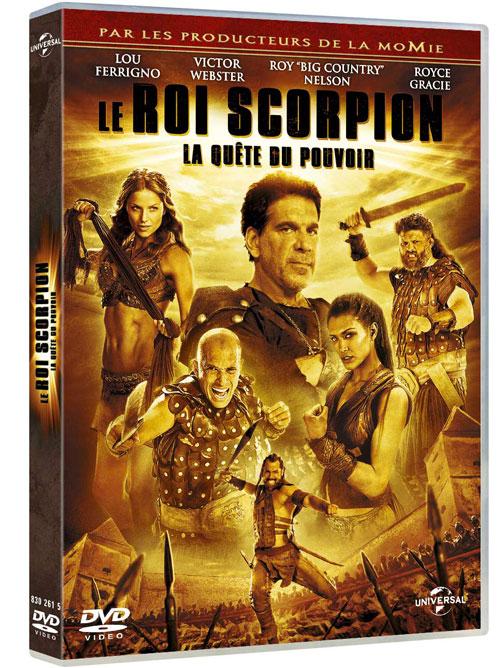 Le Roi Scorpion Dofus : scorpion, dofus, MOVIE, REVIEW, Critique, Scorpion, Quête, Pouvoir, Daily