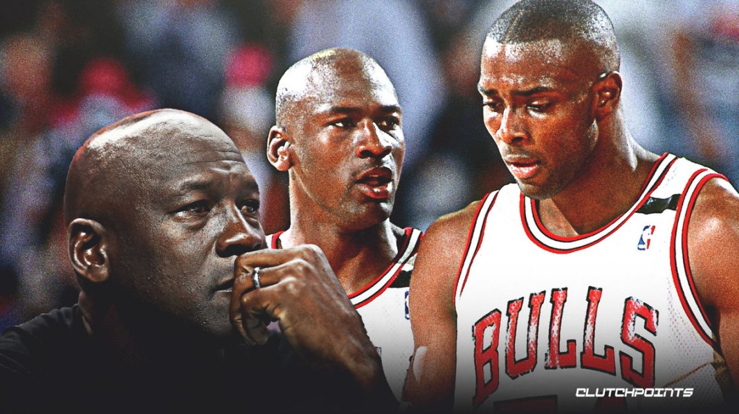 Horace Grant has taken exception to his characterisation as a snitch by Michael Jordan (Picture collage by ClutchPoints)