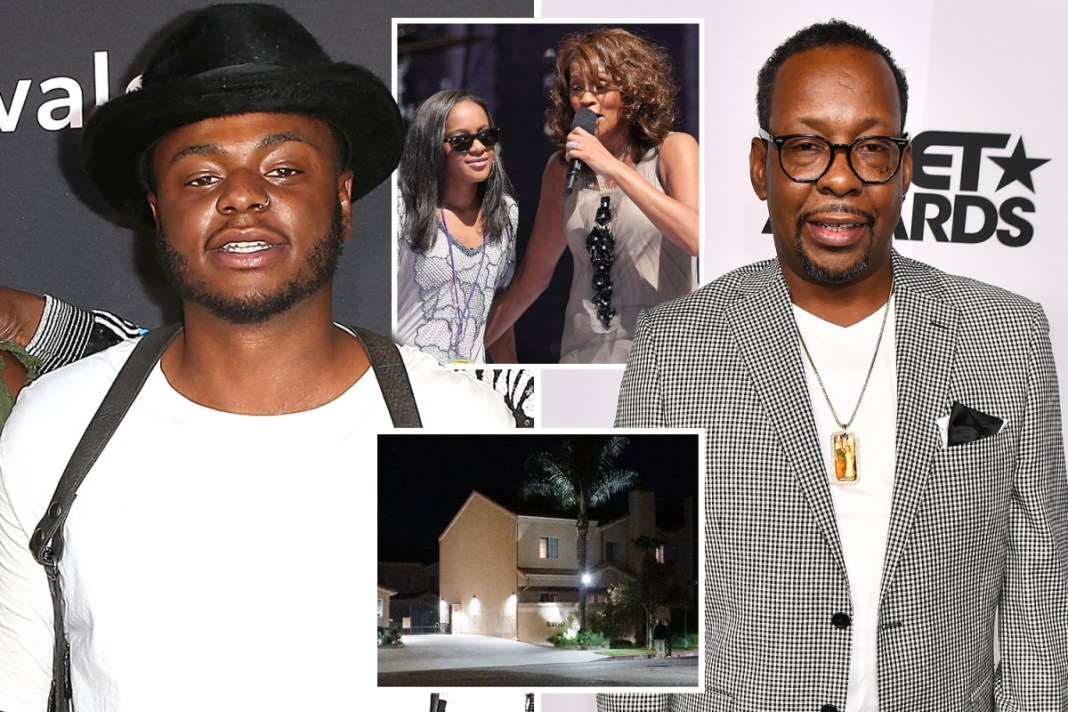 Bobby Brown Jr, the son of singer Bobby Brown, was found dead at a Los Angeles home late Wednesday. He was 28.