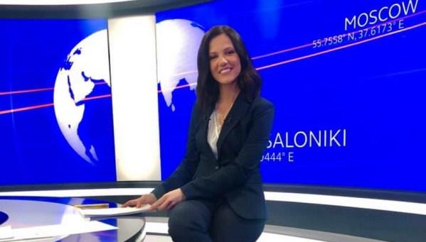 Κίνηση-ματ: Αυτή είναι η πρώτη παρουσιάστρια που έκλεισε στο ΣΥΡΙΖΑ TV
