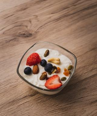 yogurt to boost immune system