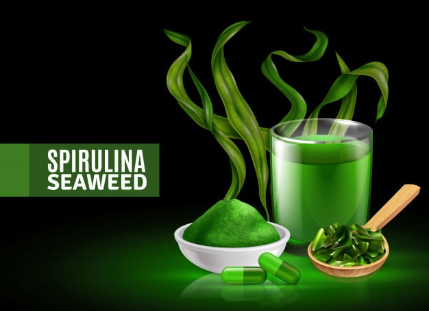 Spirulina; Health Benefits, Side Effects, Daily Intake, and Nutritional Profile 35 - Daily Medicos