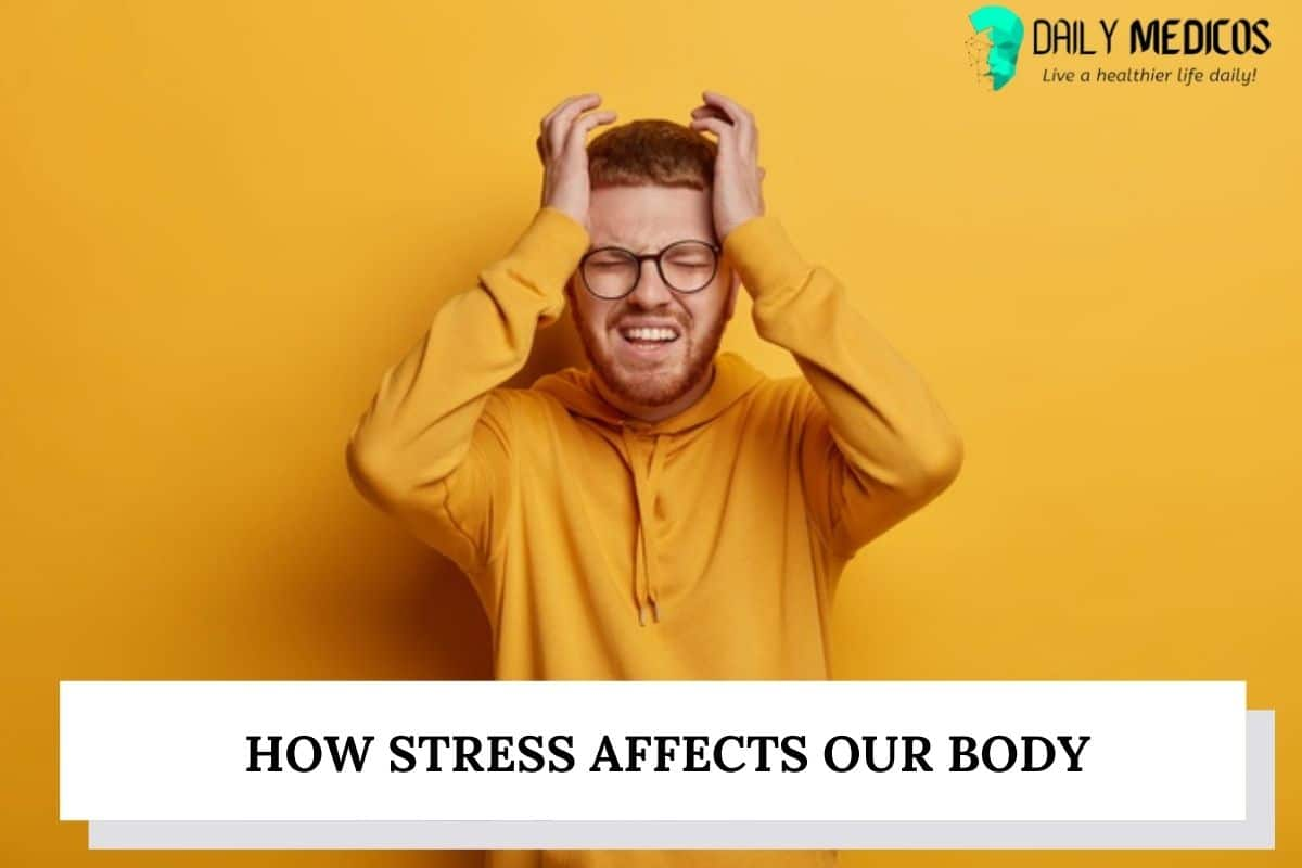 How Stress Affects Our Body 22 - Daily Medicos