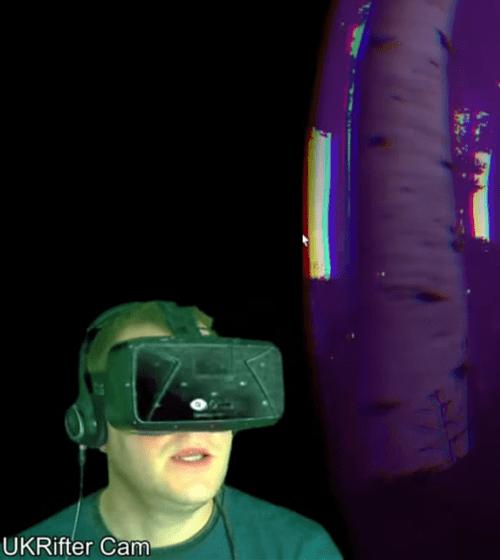 Virtual Reality Guided Meditation