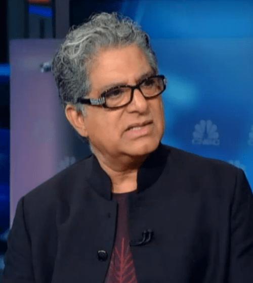 Deepak Chopra, Wall Street, And Meditation – Featured Article