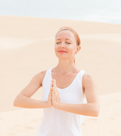 Gassho Position Guided Meditation, Featured Article