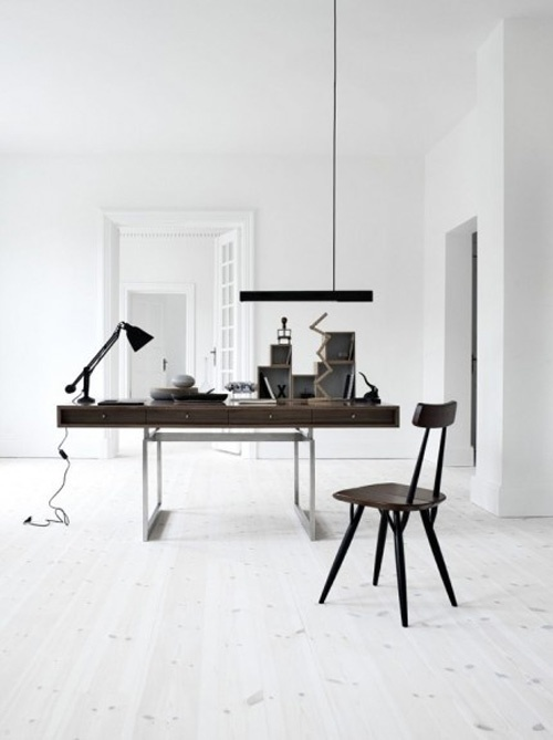 Minimal Workspace Inspiration  DailyMilk