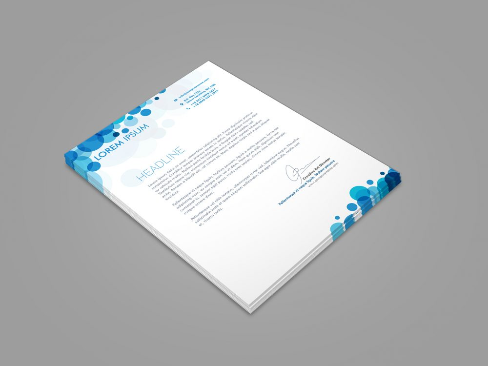 Download Best Free A4 Paper Mockup PSD 2021 - Daily Mockup