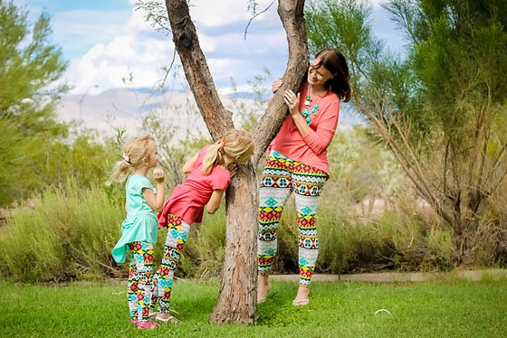 Mommy & Me: Coordinating Clothing for the Entire Family 12 Daily Mom Parents Portal