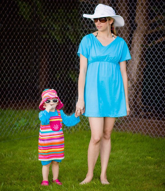 Beyond the Beach: Sun Protective Clothing 3 Daily Mom Parents Portal
