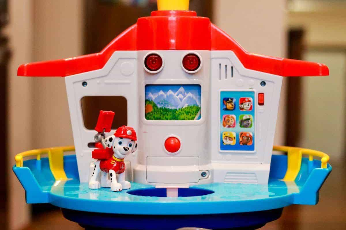 Paw Patrol Look Out Tower The Life Size Toy Your Kids