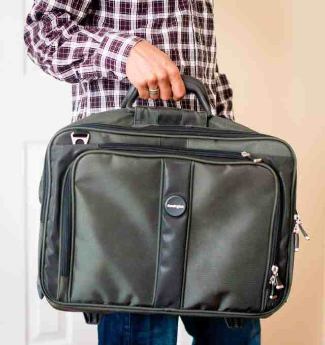 handbag Day – 6 man's_