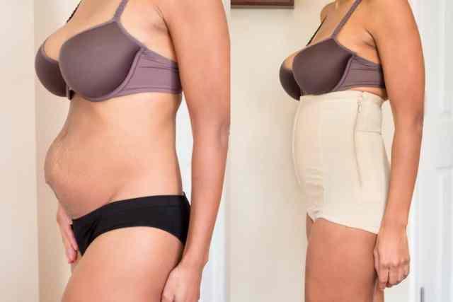 dailymom parent portal bellfit postpartum clothes collage 2