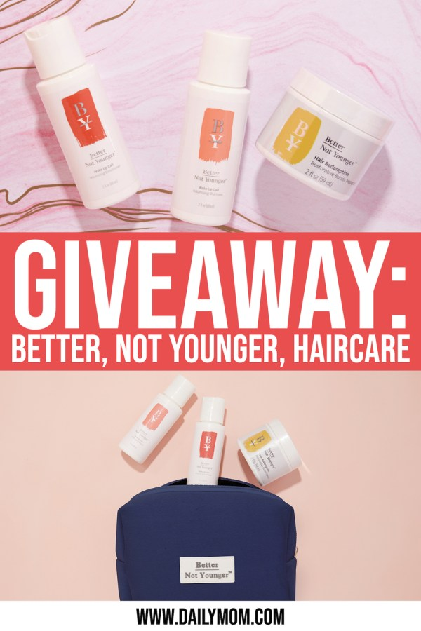 daily-momparent-portal-Giveaway Healthier Fuller And Shinier Hair Over 40 With Better Not Younger