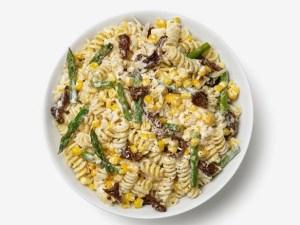 I heart Sun-Dried Tomatoes:  Pasta Salad recipe