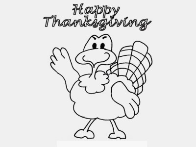 Free Thanksgiving Coloring Pages - Daily Momtivity