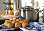 Easy Potato Soup!