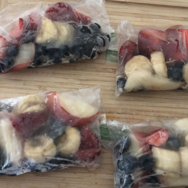 Smoothie Freezer Packs