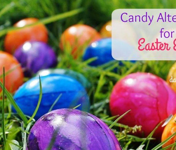 Easter Egg Candy Alternatives