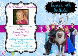 R3 Creative Designs {Personalized Invitations and More}