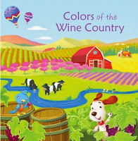 Colors of the Wine Country – children's book review