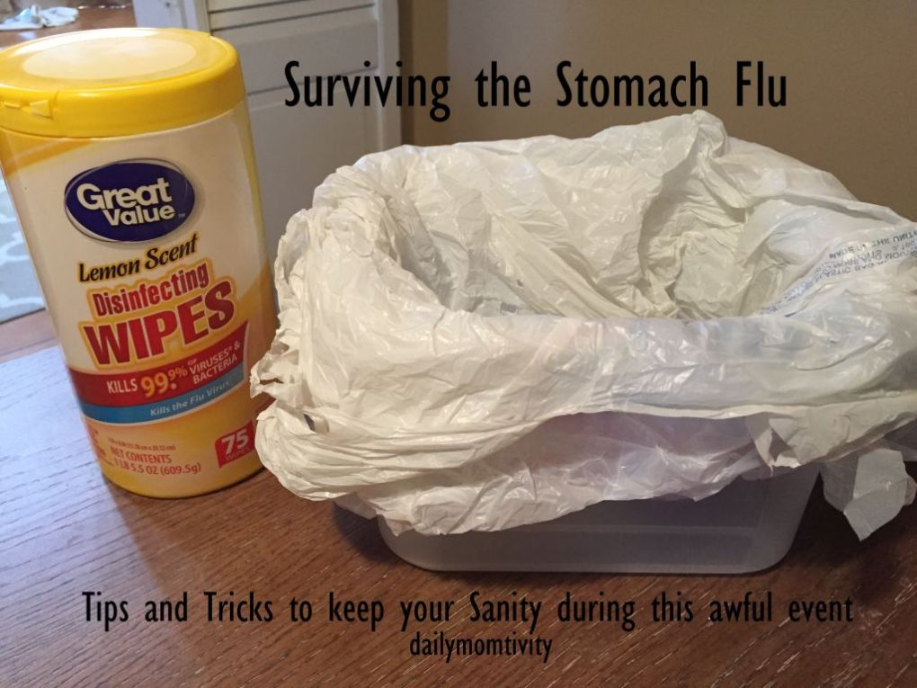 tips and tricks on how to deal with the awful stomach bug