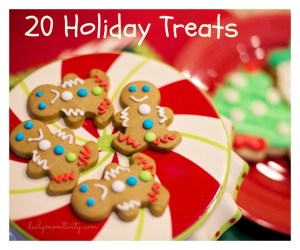 20 Holiday Treats for Your Cookie Exchange
