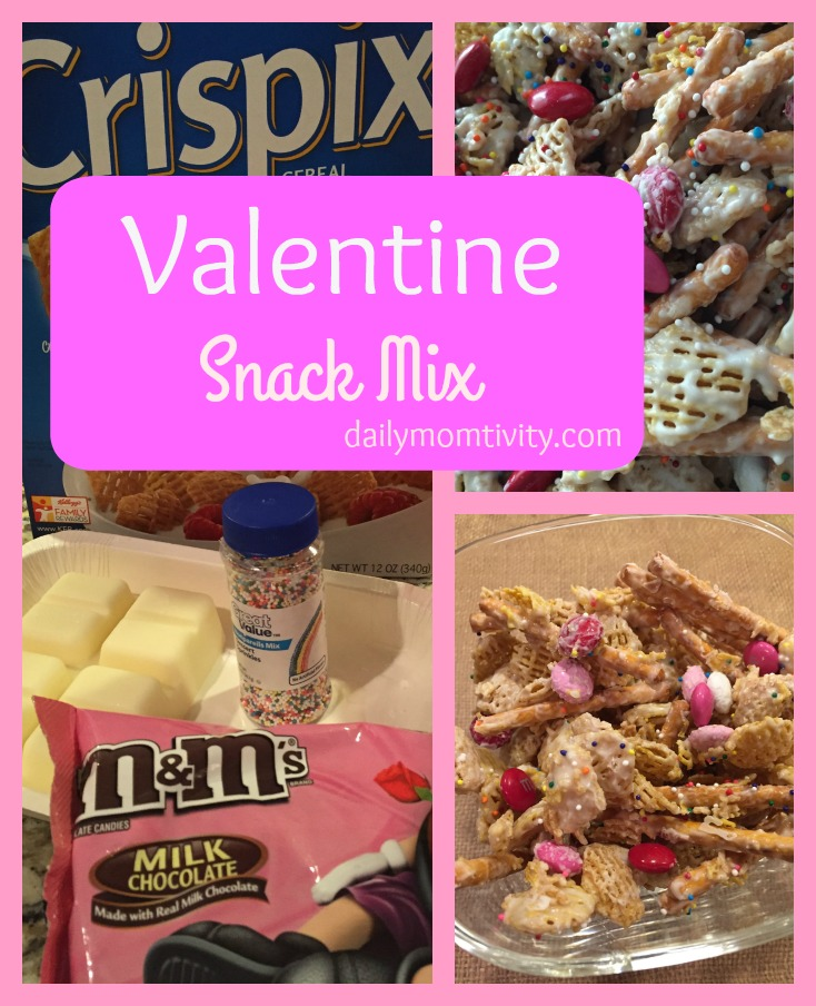 Valentine Party mix #dailymomtivity