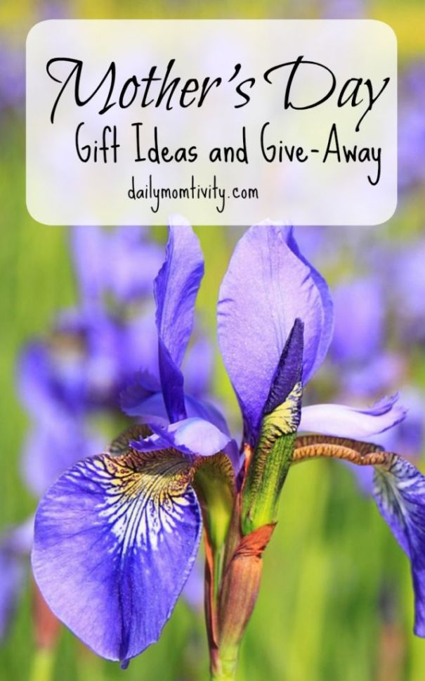 Fun Mother's Day Gift ideas plus and awesome giveaway https://dailymomtivity.com