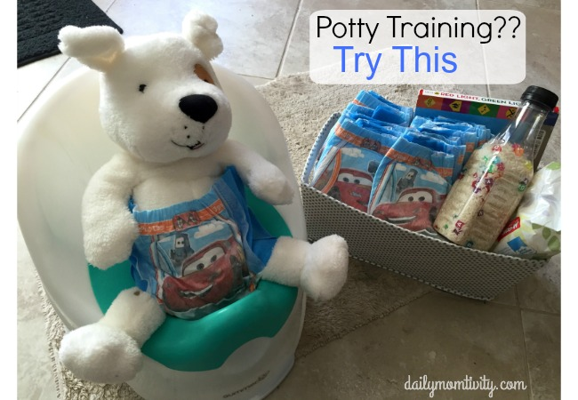 Make Potty Training Fun!!