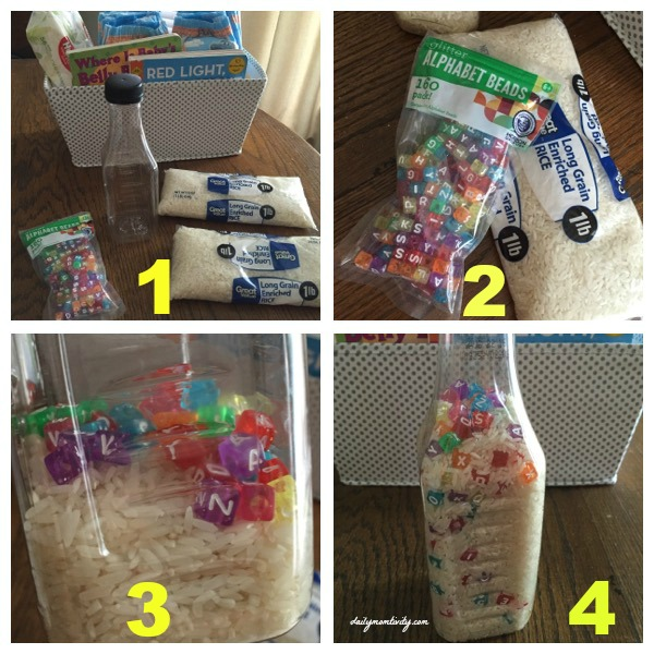 Find It Game tutorial to make Potty training fun