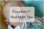 Tips on Dealing with a Fussy Baby