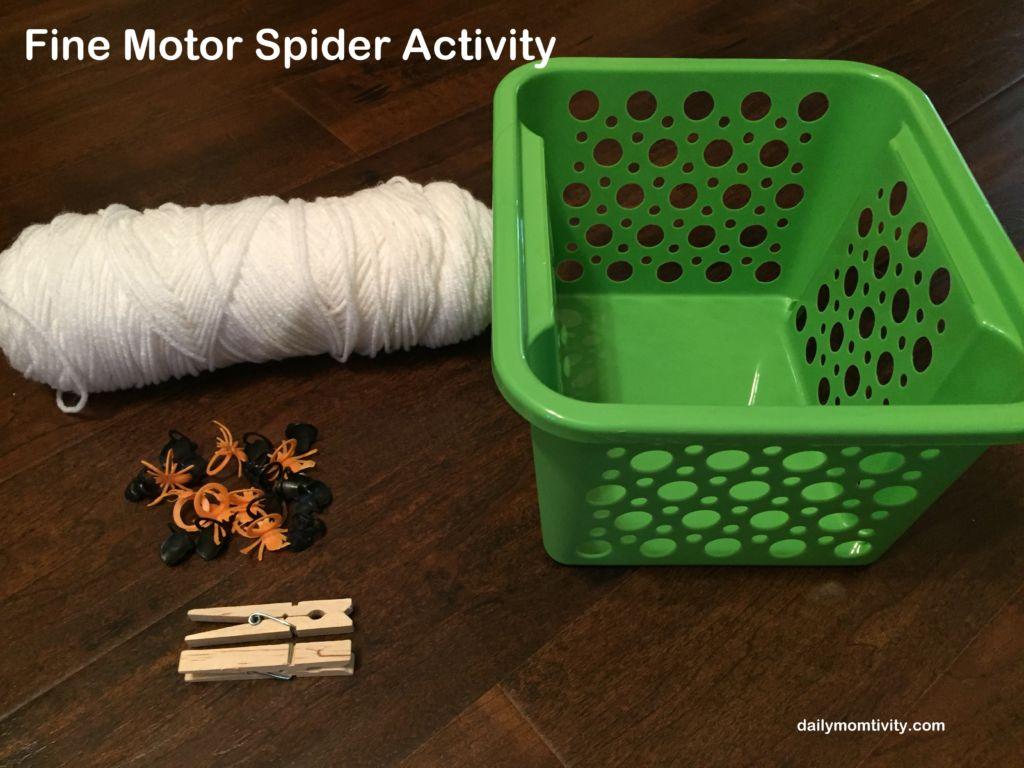 fine-motor-spiders