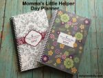 Momma's Little Helper Day Planner {Giveaway}
