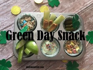 Green Day Snack