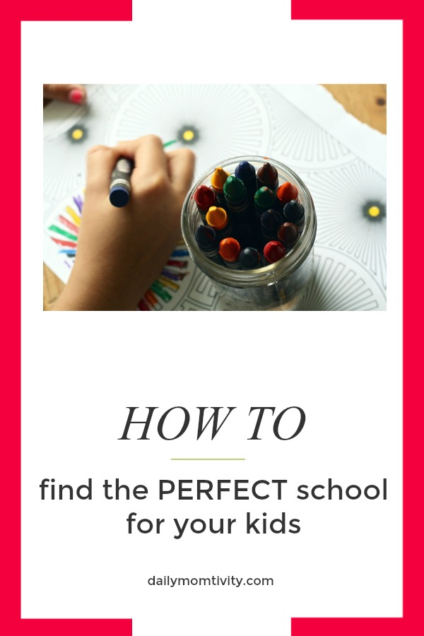 Find the perfect school for your kids