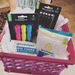 Easy Back to School Teacher Gift Basket