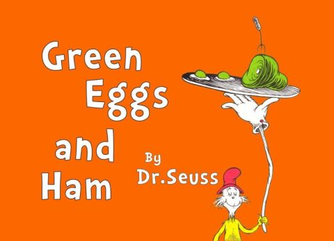 green eggs and ham activities and a yummy snack