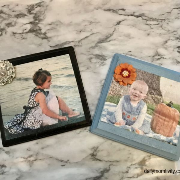 Wooden Photo Gift {An Easy DIY Gift Idea}