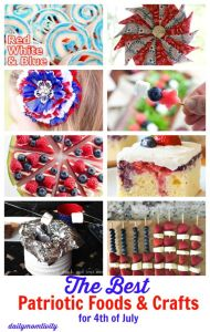 The Best Patriotic Foods and Crafts for 4th of July Celebration