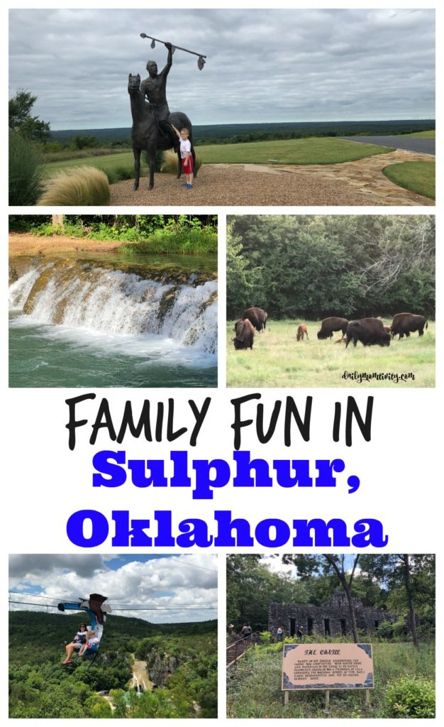 Want to visit Sulphur, Oklahoma? Come check out all the fun things to do, place to stay, and places to eat!